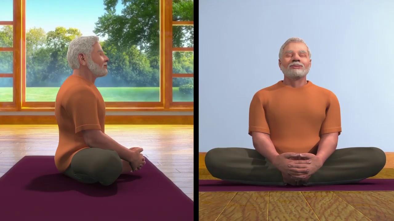 Premierul indian recomandă yoga pentru combaterea stresului în timpul carantinei
