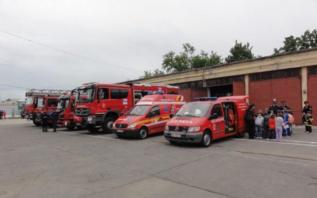 Exercițiu ISU Prahova la rafinăria Petrotel Lukoil