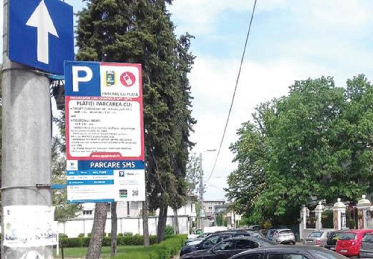 A fost modificat programul parcărilor cu plată din Ploieşti. Vezi care este noul program