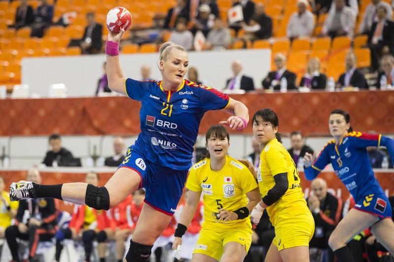 Handbal feminin. Crina Pintea a fost depistată pozitiv la coronavirus și nu mai pleacă la Campionatul European
