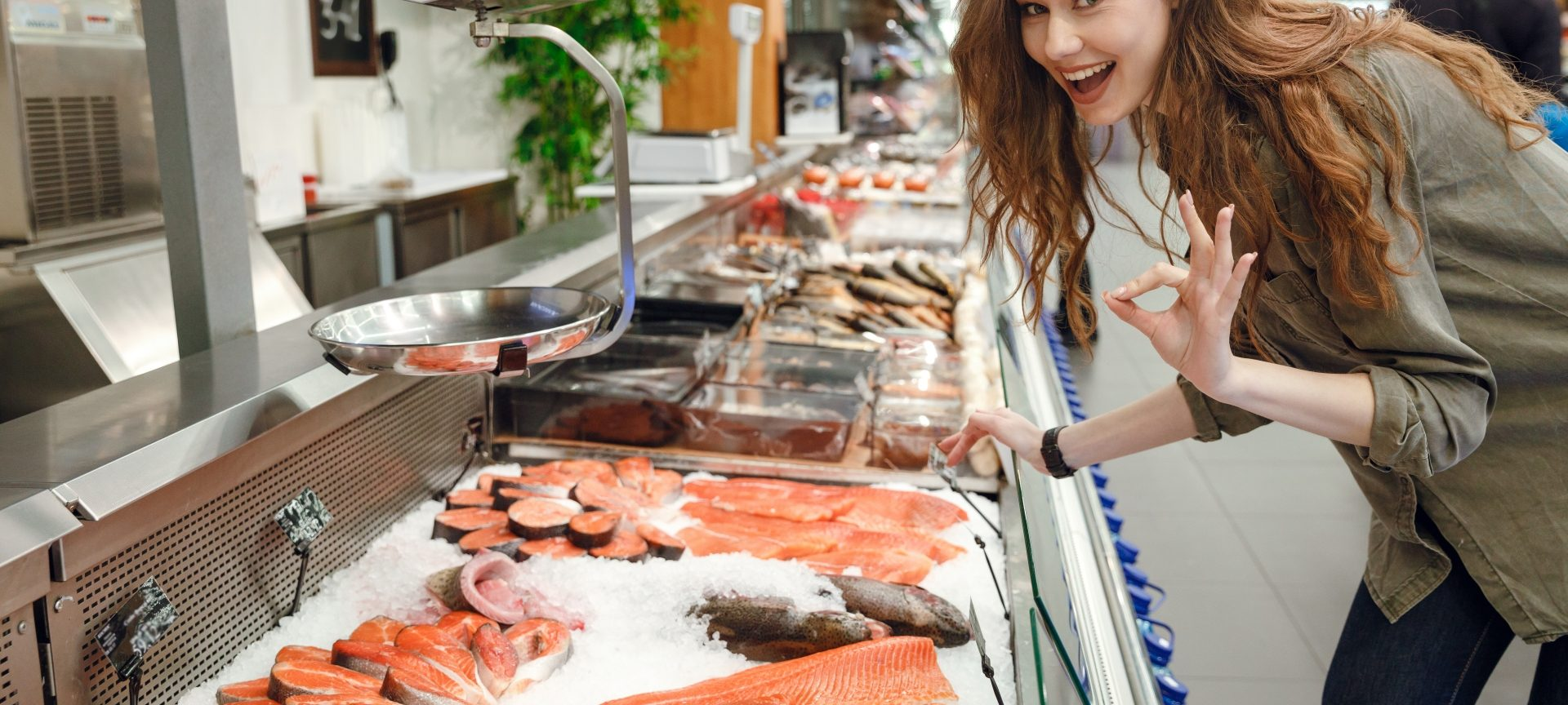 Cei mai sănătoşi peşti pentru consum. Ce alegem din galantar pentru o dietă perfectă