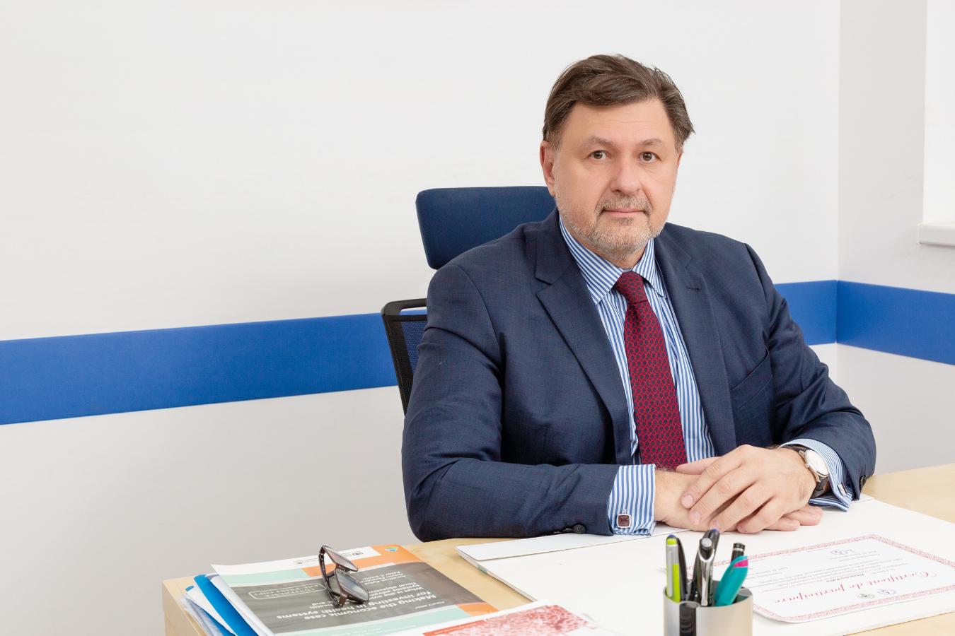 Pericolul care planează asupra României. Alexandru Rafila a anunţat ce ar Sănătateaputea să se întâmple dacă se privatizează