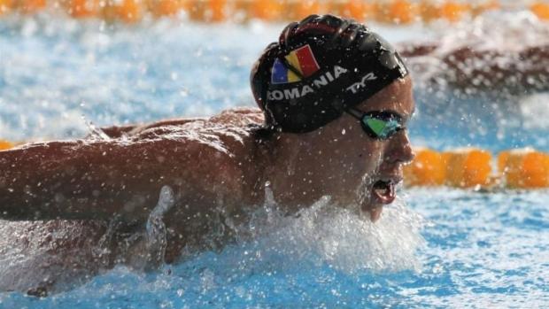 JO Tokyo 2020: David Popovici şi Robert Glinţă, calificaţi în semifinale la 200 m liber, respectiv 100 m spate