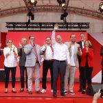 Alegeri în Germania. Social-democraţii au învins la limită coaliţia lui Merkel