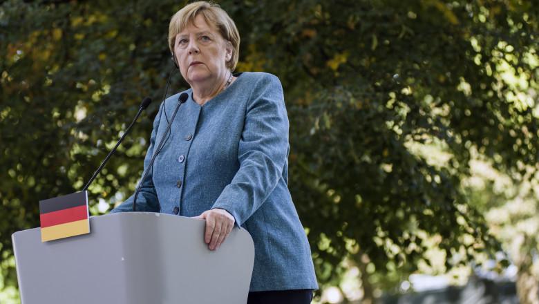 Germania: Era Merkel, la final