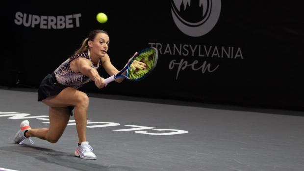 Tenis: Ana Bogdan s-a calificat în optimile turneului WTA Transylvania Open de la Cluj. Alexandra Ignatik și Andreea Prisăcariu au fost eliminate în primul tur